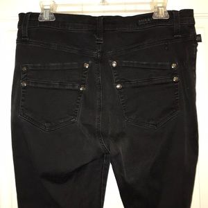 Rock & Republic high roller black skinny jeans